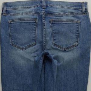 J.Crew Skinny Ankle Jeans Women's 26 Stretch A427J